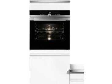 SIEMENS Einbaubackofen iQ700 HB632GBS1, schwarz, Energieeffizienzklasse: A+