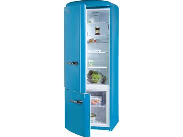GORENJE Kühl-/Gefrierkombination RK 60319 OCH blau, Energieeffizienzklasse: A++