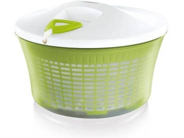 Salatschleuder »COMFORT LINE«, grün, spülmaschinengeeignet, Leifheit