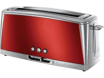 RUSSELL HOBBS Toaster Luna Solar Red 23250-56, rot