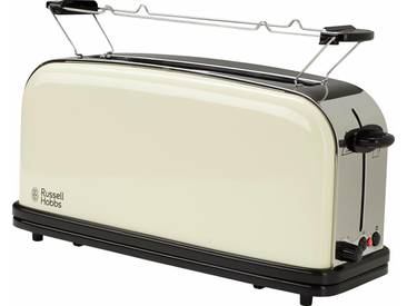 RUSSELL HOBBS Toaster Colours Plus+ Classic Cream 21395-56, beige