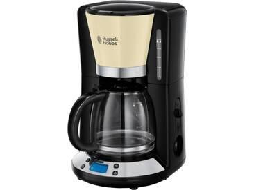 RUSSELL HOBBS Filterkaffeemaschine Colours Plus+ 24033-56, schwarz