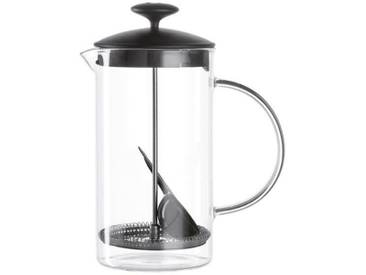 LEONARDO Kaffeebereiter transparent, 1 Liter, »CAFFE per me«