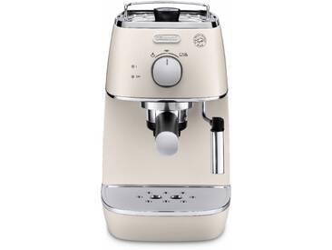 Espressomaschine Distinta ECI 341.W, weiß, DeLonghi