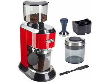 Kaffeemühle Dedica KG520.R, rot, DeLonghi