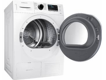 Trockner DV6000 DV80K6010CW/EG weiß, Energieeffizienzklasse: A++, Samsung