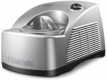 Eismaschine ICK 6000, silber, DeLonghi