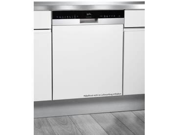 SIEMENS teilintegrierbarer Geschirrspüler iQ500, 9,5 Liter, Energieeffizienz: A++, silber, Energieeffizienzklasse: A++