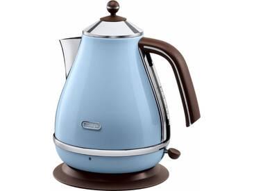 Wasserkocher KBOV2001.AZ, blau, DeLonghi