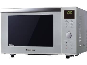 Mikrowelle NN-DF385MEPG, silber, Panasonic