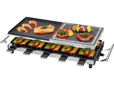 Raclette PC-RG 1144, silber, ProfiCook