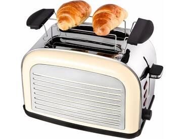 Toaster TKG TO 2500, beige, Team Kalorik