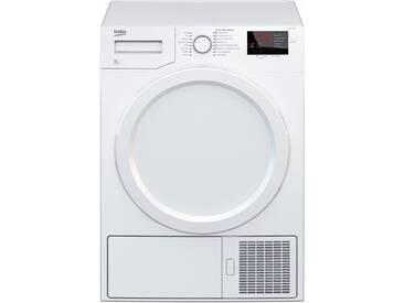 BEKO Trockner D 7331 PA0, weiß, Energieeffizienzklasse: B