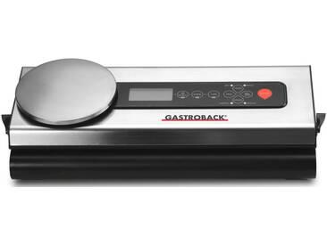 Vakuumierer Advanced Scale 46012, silber, Gastroback