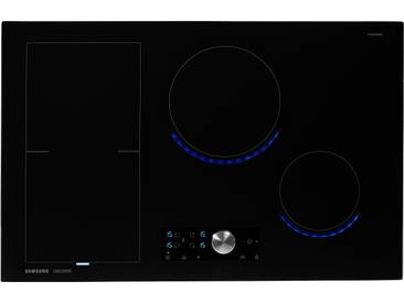 Flex-Induktions-Kochfeld NZ84J9770EK/EF - Chef Collection mit virtueller Flamme - 80 cm, schwarz, Samsung