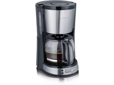 Filterkaffeemaschine SELECT - KA 4192, silber, Severin