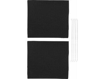 NEFF Aktivkohlefilter Z54CP00X0, schwarz, 1 St.