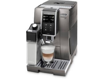 Kaffeevollautomat Dinamica Plus ECAM 370.95.T, silber, DeLonghi