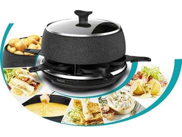 Raclette-Grill RE12C8 Fondue Cheese 'n Co, schwarz, Tefal