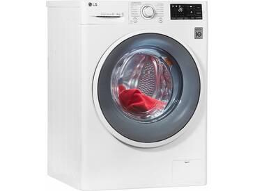 Waschtrockner F 14WD 84EN0, Fassungsvermögen: 8 kg, weiß, Energieeffizienzklasse: A, LG