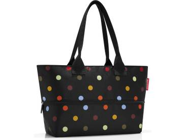 Shopper dots, schwarz, »shopper e1«, REISENTHEL®