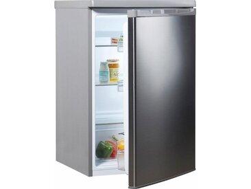 Table Top Kühlschrank HKS 8555A2W, silber, Energieeffizienzklasse: A++, Hanseatic