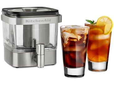Kaffeebereiter Cold-Brew 5KCM4212SX, silber, KitchenAid