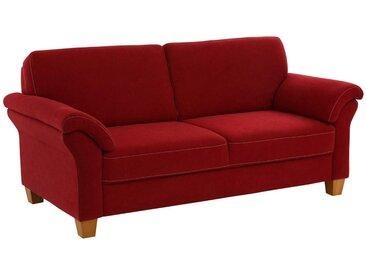 Home affaire 3-Sitzer »Borkum«, rot, 186cm, FSC-Zertifikat, , , FSC®-zertifiziert