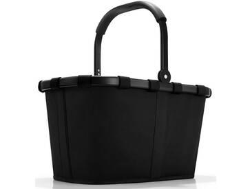 Einkaufskorb , schwarz, »carrybag frame«, REISENTHEL®