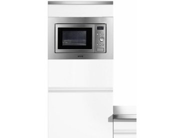 GORENJE Einbau-Mikrowelle BM171D3X, silber, Energieeffizienzklasse: A