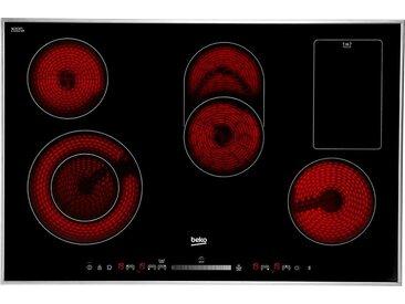 BEKO Elektro-Kochfeld HIC 85502 TX, schwarz, Energieeffizienzklasse: A