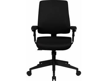 Bürostuhl »Matteo«, schwarz, strapazierfähig, Amstyle