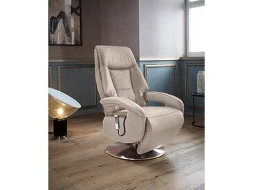 Fernsehsessel »Launceston«, beige, 2-motorig, Places of Style