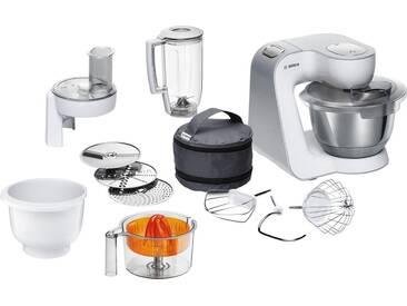 BOSCH Küchenmaschine CreationLine MUM58243 weiß