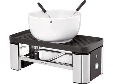 WMF Raclette und Fondue-Set KÜCHENminisfür Zwei, silber