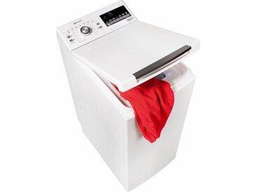 BAUKNECHT Waschmaschine Toplader WAT 6513 DD, 6,5 kg, 1300 U/Min, besonders leise, inkl. 4 Jahre Garantie, Energieeffizienz: A+++, Fassungsvermögen: 6.5 kg, weiß, Energieeffizienzklasse: A+++