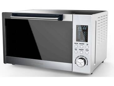 Minibackofen Bistro-Ofen Design Advanced Pro 42813, silber, Gastroback