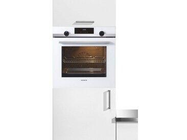 SIEMENS Einbaubackofen iQ500 HB517ABS0, weiß, Energieeffizienzklasse: A