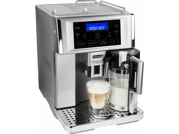 Kaffeevollautomat PrimaDonna Avant ESAM 6708, silber, DeLonghi
