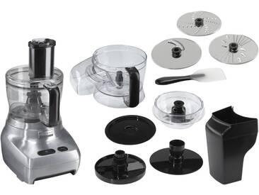 Kompakt-Küchenmaschine Design Food Processor Advanced 40965, silber, Gastroback