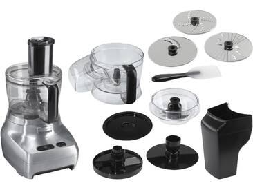 Kompakt-Küchenmaschine Design Food Processor Advanced 40965 silber, Gastroback