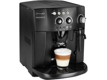 Kaffeevollautomat Magnifica ESAM 4008, schwarz, DeLonghi
