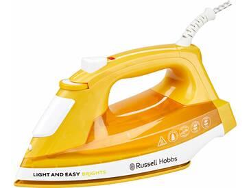 RUSSELL HOBBS Dampfbügeleisen Light&Easy Brights 24800-56 orange