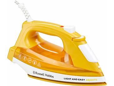 RUSSELL HOBBS Dampfbügeleisen Light&Easy Brights 24800-56, orange