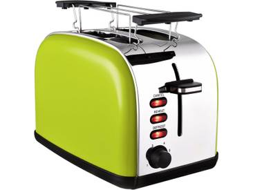 Toaster TKG TO 1045 AG, grün, Team Kalorik
