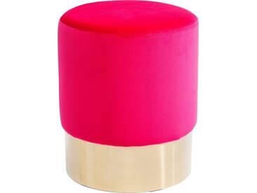 Hocker »Cherry«, rosa, KARE Design