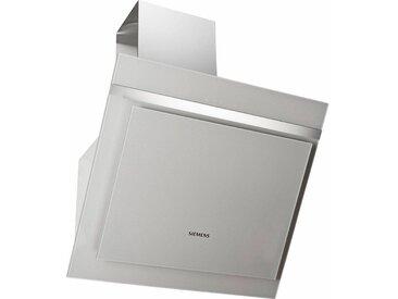 SIEMENS Kopffreihaube Serie iQ300 LC67KHM10, silber, Energieeffizienzklasse: A