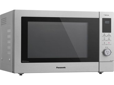 Mikrowelle NN-CD87KSGTG, silber, Panasonic