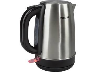 Philips Wasserkocher HD9321/20, silber