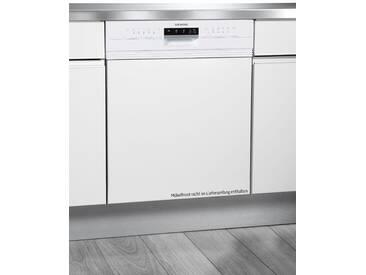 SIEMENS teilintegrierbarer Geschirrspüler iQ300, 9,5 Liter, 14 Maßgedecke, Energieeffizienz: A++, weiß, Energieeffizienzklasse: A++